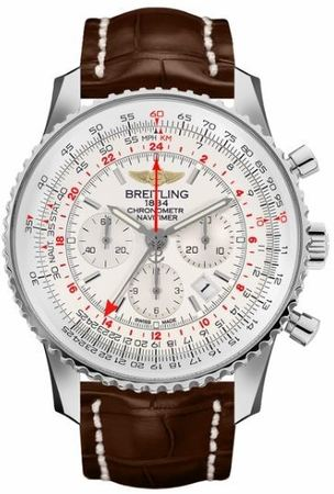 Breitling Navitimer GMT  Men's Watch AB044121/G783-756P