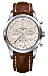 Breitling Transocean Chronograph GMT  Men's Watch AB045112/G772-739P