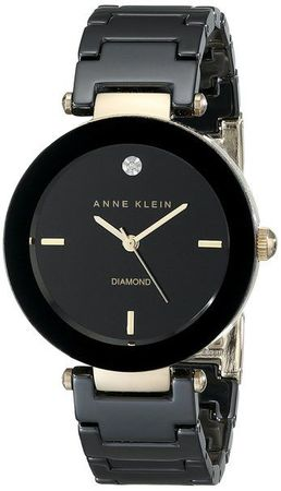 Anne Klein    Women's Watch AK/1018BKBK