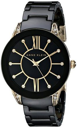 Anne Klein    Women's Watch AK/1672BKGB