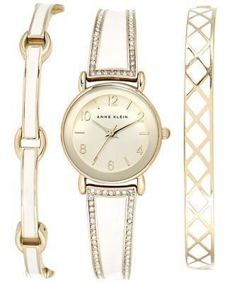 Anne Klein    Women's Watch AK/2052IVST