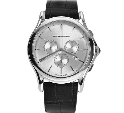 Emporio Armani Classic  Chronograph Men's Watch ARS4002