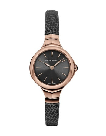 Emporio Armani Classic  Rose Gold Women's Watch ARS8003