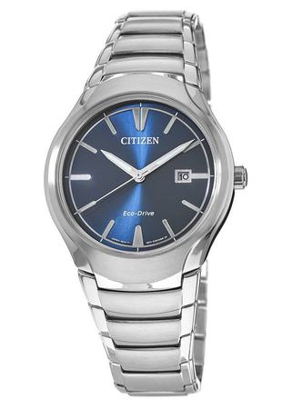 Citizen Paradigm  Blue Dial Stainless Steel Men's Watch AW1550-50L