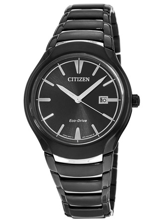 Citizen Paradigm  Black Men's Watch AW1558-58E