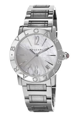Bulgari   Mother of Pearl Dial Women's Watch BBL33WSSD