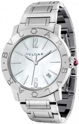 Bulgari   Automatic Mother of Pearl Dial Women's Watch BBL37WSSD