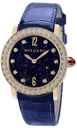 Bulgari   Blue Diamond Dial Women's Watch BBLP33AGDL/10