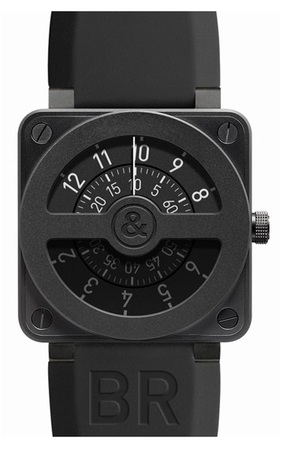 Bell & Ross Aviation  Automatic 46mm Men's Watch BR01-92-Compass
