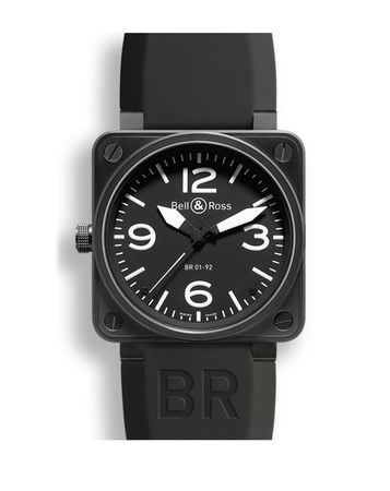 Bell & Ross Aviation   Men's Watch BR0192-GAUCHER