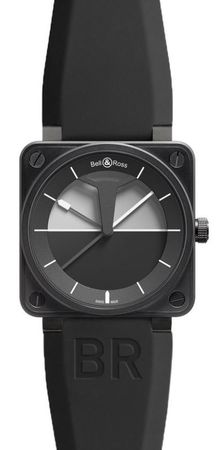 Bell & Ross Aviation  BR 01 Horizon Men's Watch BR0192-HORIZON