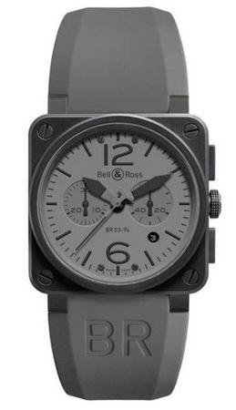 Bell & Ross   BR 03-94 COMMANDO Men's Watch BR0394-COMMANDO