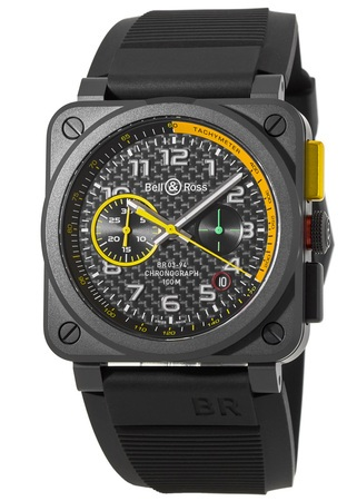 Bell & Ross Renault Sport Formula One  Limited Edition Men's Watch BR0394-RS17
