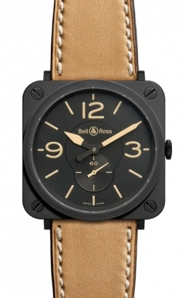 Bell & Ross Aviation   Unisex Watch BRS-Heritage