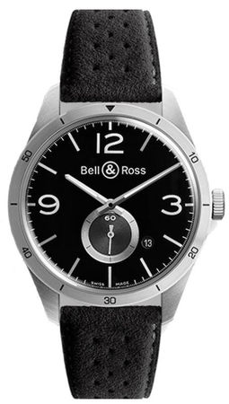 Bell & Ross Vintage  BR 126 GT Men's Watch BRV123-BS-ST/SF