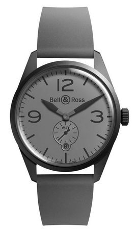 Bell & Ross Vintage  BR 123 Commando Men's Watch BRV123-COMMANDO