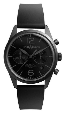 Bell & Ross Vintage  BR 126 Phantom Men's Watch BRV126-PHANTOM