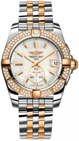 Breitling Galactic 36 Automatic  Unisex Watch C3733053/A724-376C