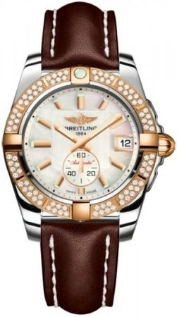 Breitling Galactic 36 Automatic  Unisex Watch C3733053/A724-LST