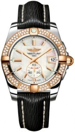 Breitling Galactic 36 Automatic  Unisex Watch C3733053/A724-SAHT