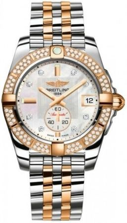 Breitling Galactic 36 Automatic  Unisex Watch C3733053/A725-376C