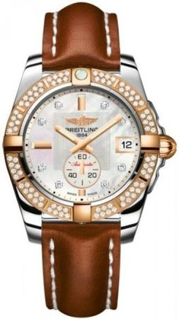 Breitling Galactic 36 Automatic  Unisex Watch C3733053/A725-412X