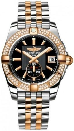 Breitling Galactic 36 Automatic  Unisex Watch C3733053/BA54-376C