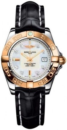 Breitling Galactic 32  Women's Watch C71356L2/A712-CROCT