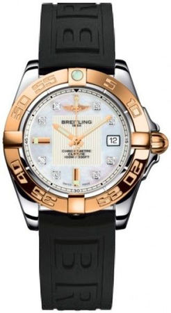 Breitling Galactic 32  Women's Watch C71356L2/A712-DPT