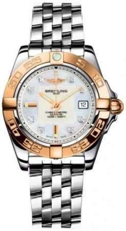 Breitling Galactic 32  Women's Watch C71356L2/A712-SS