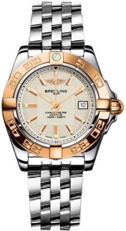 Breitling Galactic 32  Women's Watch C71356L2/G704-SS