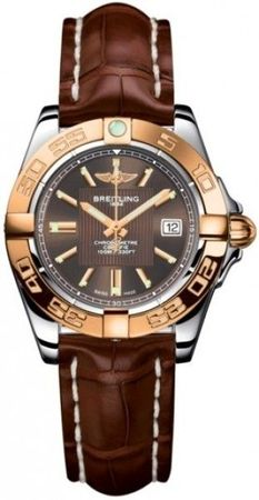 Breitling Galactic 32  Women's Watch C71356L2/Q581-CROCD