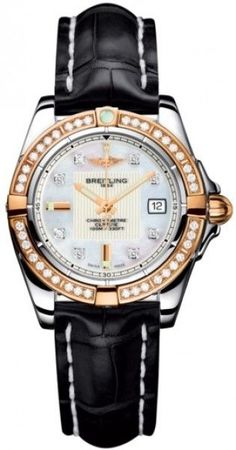 Breitling Galactic 32  Women's Watch C71356LA/A712-CROCD