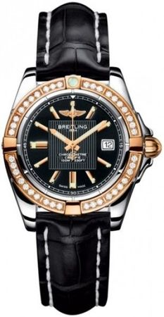 Breitling Galactic 32  Women's Watch C71356LA/BA12-CROCD