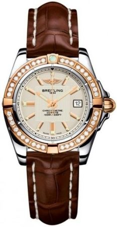 Breitling Galactic 32  Women's Watch C71356LA/G704-CROCT