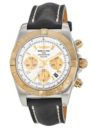 Breitling Chronomat 44  Men's Watch CB011012/A696-435X