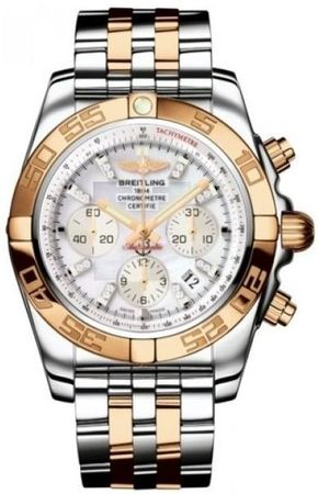 Breitling Chronomat 44  Men's Watch CB011012/A698-375C
