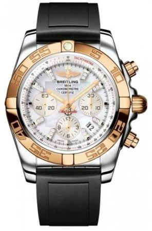 Breitling Chronomat 44  Men's Watch CB011012/A698-DPT