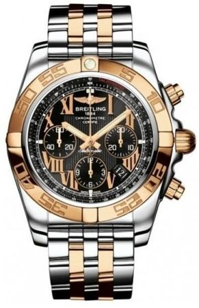 Breitling Chronomat 44  Men's Watch CB011012/B957-375C