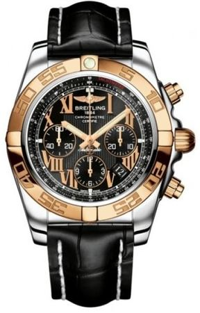 Breitling Chronomat 44  Men's Watch CB011012/B957-CROCD