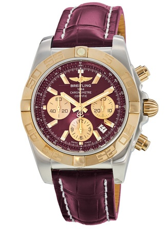 Breitling Chronomat 44  Men's Watch CB011012/K524-CROCD