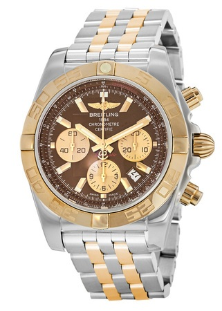 Breitling Chronomat 44  Men's Watch CB011012/Q576-375C