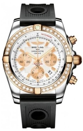 Breitling Chronomat 44  Men's Watch CB011053/A696-ORD