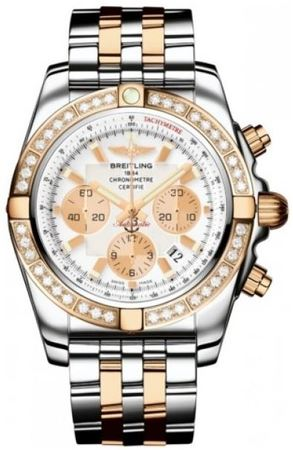 Breitling Chronomat 44  Men's Watch CB011053/A696-TT