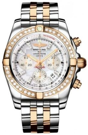 Breitling Chronomat 44  Men's Watch CB011053/A698-TT