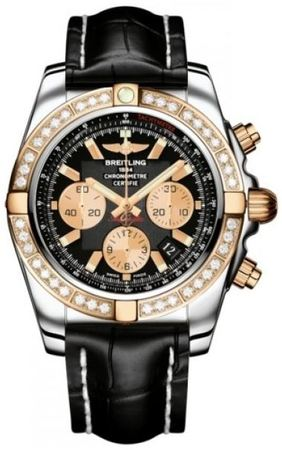 Breitling Chronomat 44  Men's Watch CB011053/B968-CROCD
