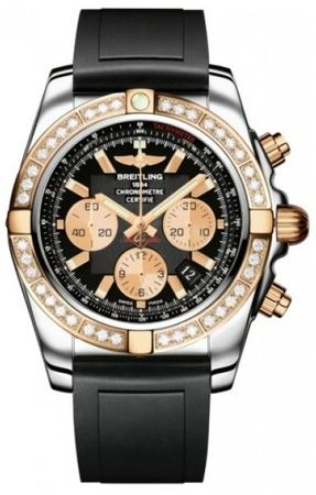 Breitling Chronomat 44  Men's Watch CB011053/B968-DPT