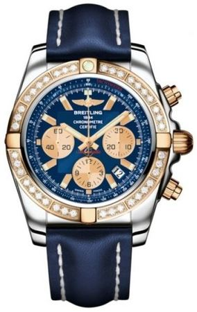 Breitling Chronomat 44  Men's Watch CB011053/C790-LST