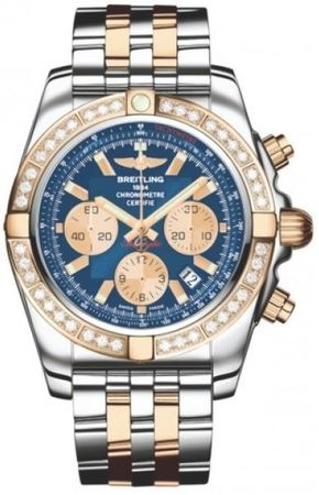Breitling Chronomat 44  Men's Watch CB011053/C790-TT