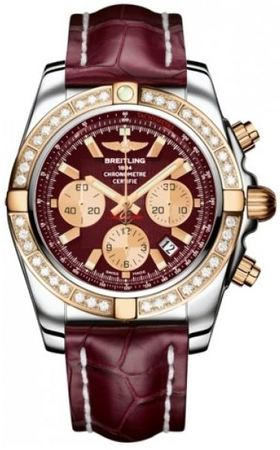 Breitling Chronomat 44  Men's Watch CB011053/K524-CROCD